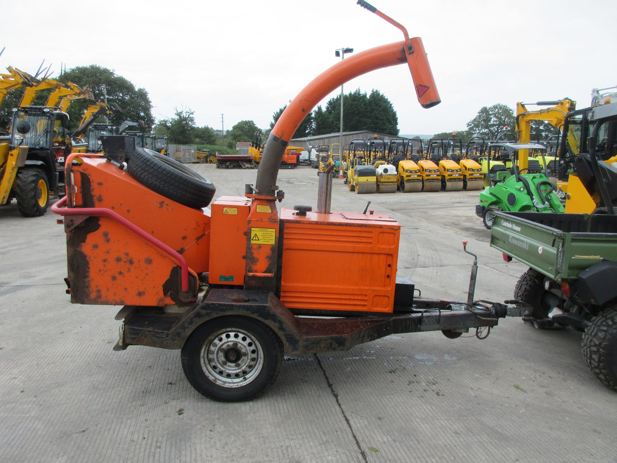 Woodchippers & Forestry